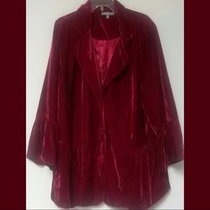 Other - In search of red velvet coat.